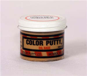 COLOR PUTTY OIL BASED 126 BROWN MAHOGANY 3.68-OZ/JR